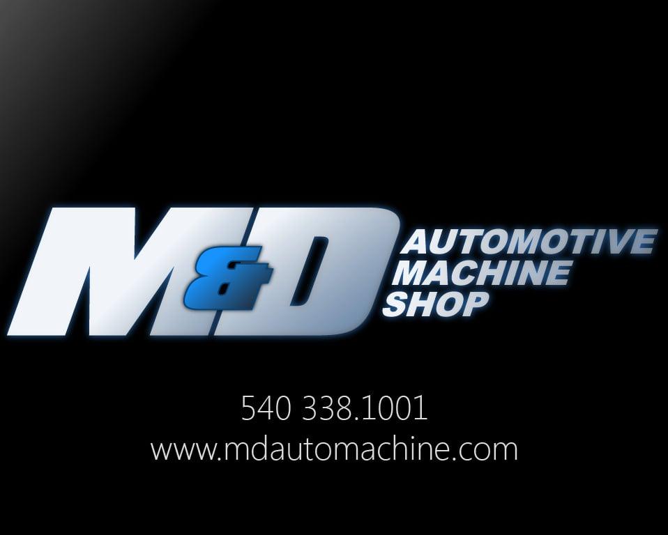 M&D Automotive Machine Shop