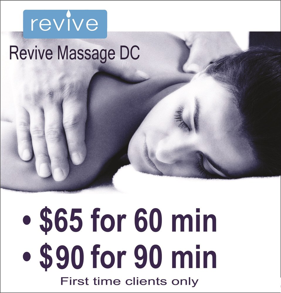 Revive Massage DC