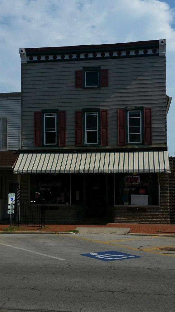 Quarry Cafe: 161 Park Ave, Amherst, OH