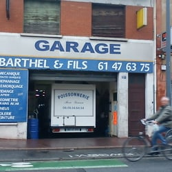 Garage barthel conserto de ve culos 22 ave etats unis for O garage toulouse