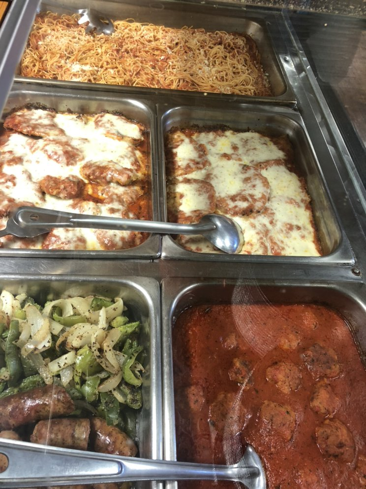 Pantano Bros Pizza & Deli: 9 Westside Ave, Haverstraw, NY