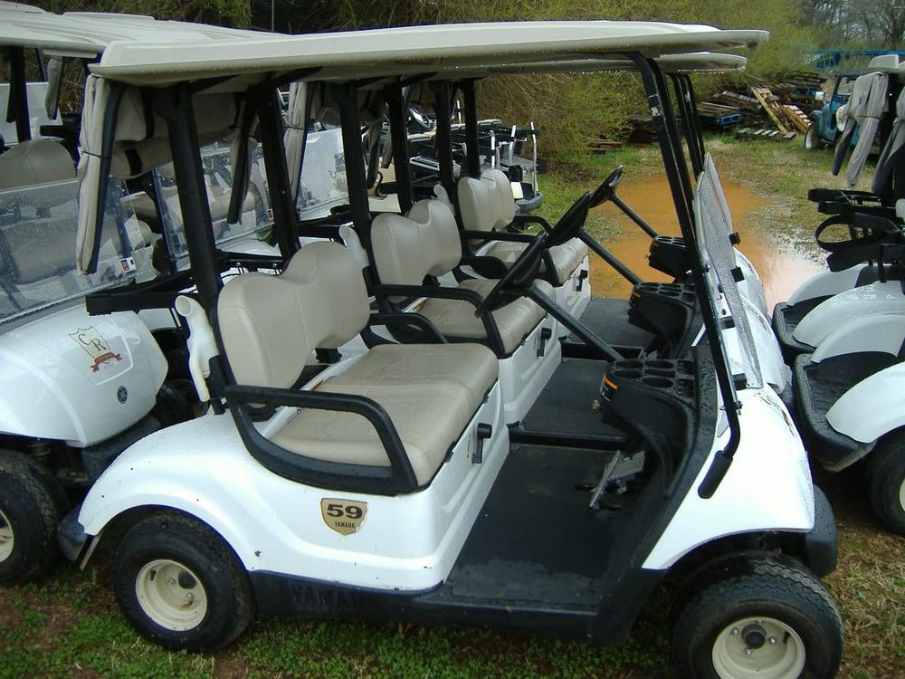Easy Ride Golf Cars: 365 Gilmer Ferry Rd, Ball Ground, GA