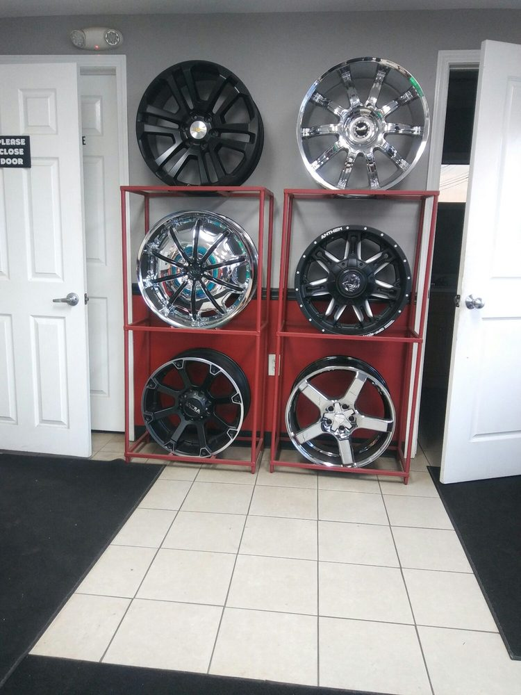 Affordable Wheels & Tires: G-3437 S Dort Hwy, Burton, MI