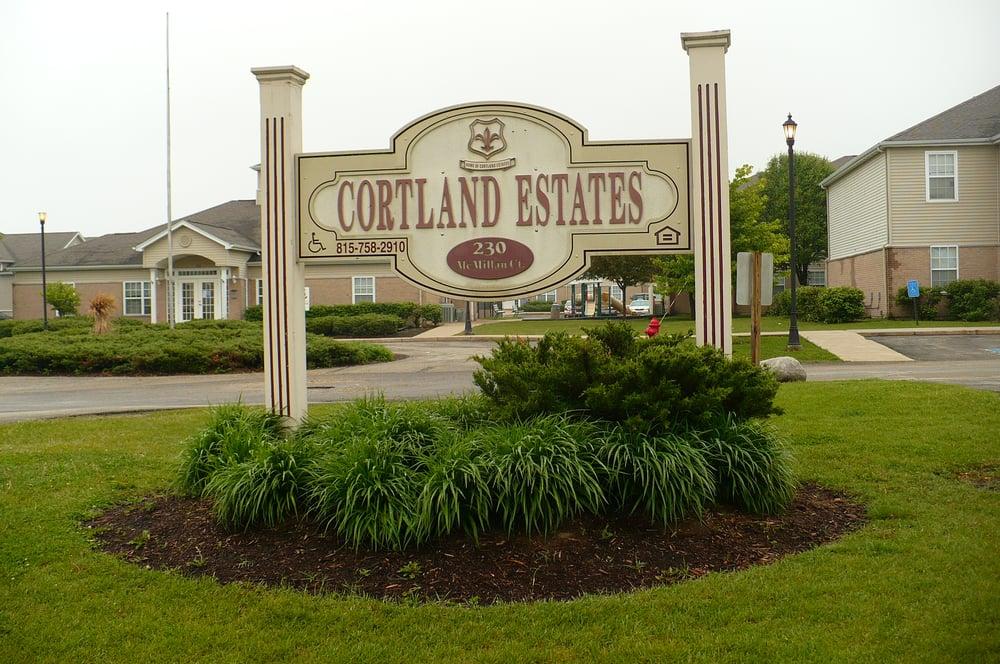 Cortland Estates Apartments Cortland Il