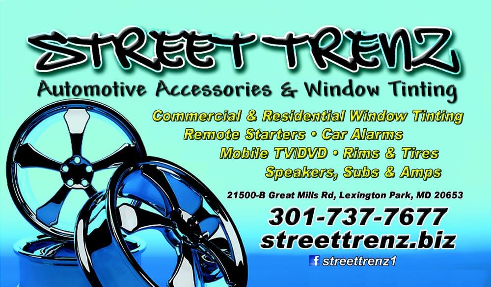 Street Trenz: 21500 Great Mills Rd, Lexington Park, MD