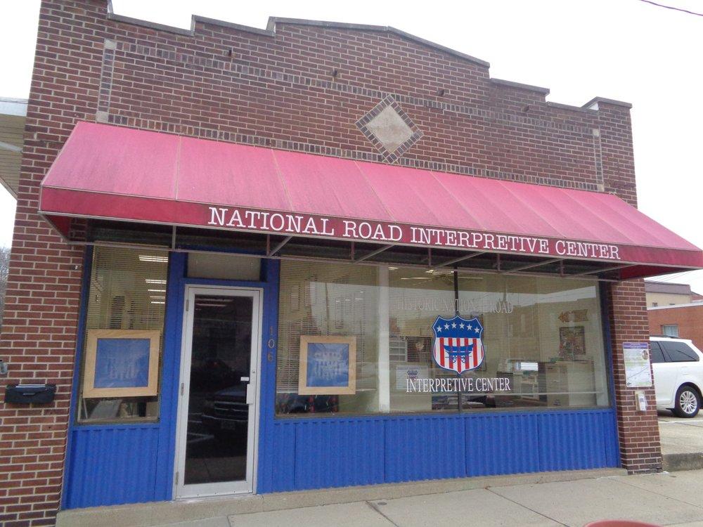 National Road Interpretive Center: 106 S 5th St, Vandalia, IL
