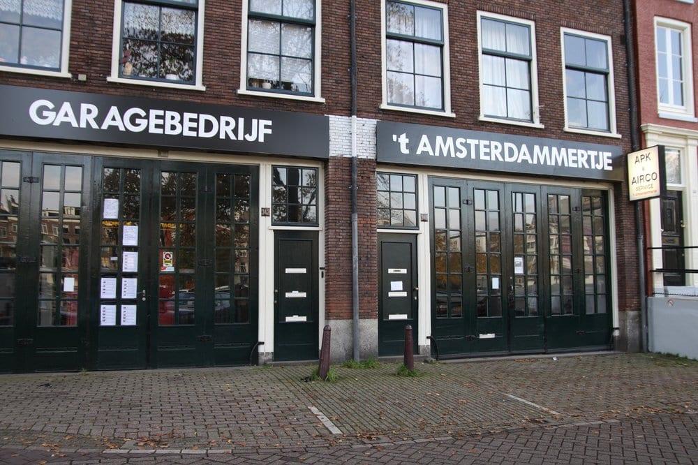 Garage T Amsterdammertje Garages Amstel 340 342