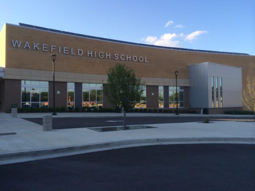 Wakefield City High School Address