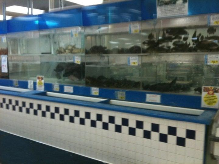 Fresh live seafood yelp for Fish market las vegas