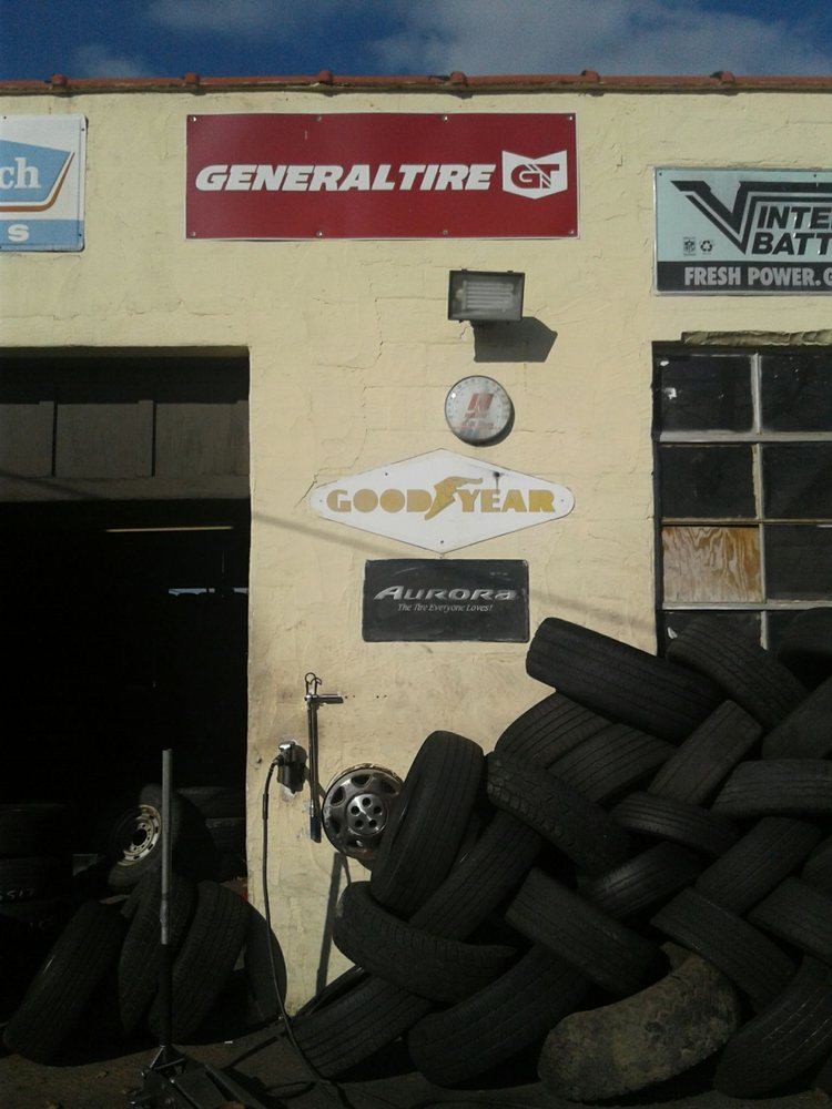 Bill's Tire Sales: 617 S Black Horse Pike, Blackwood, NJ