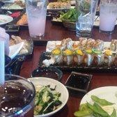 Naked fish s sushi grill 572 photos 438 reviews for Naked fish menu