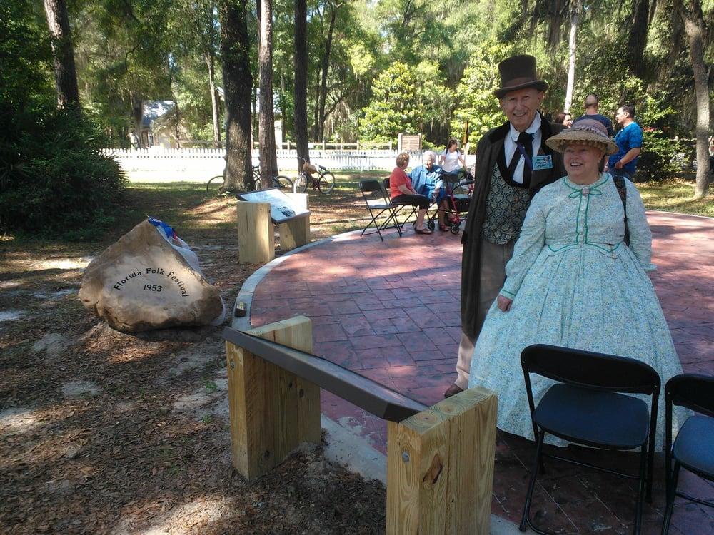 Florida Folk Festival: 11016 Lillian Saunders Dr Hwy 41, White Springs, FL