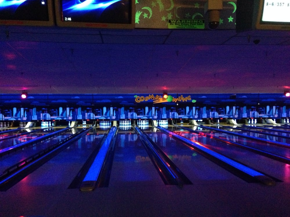 night bowling near me