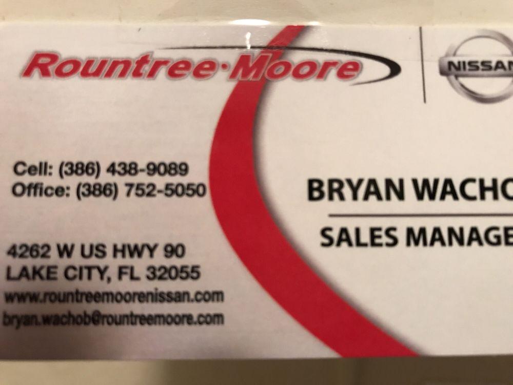 Rountree Moore Ford Car Dealers 2588 W Us Hwy 90 Lake City Fl