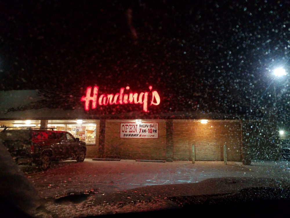 Hardings Friendly Markets: 54 W Michigan Ave, Galesburg, MI