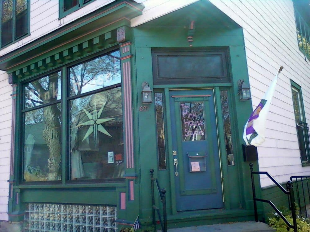 Pink House Studio Yoga 601 E Wright St Riverwest