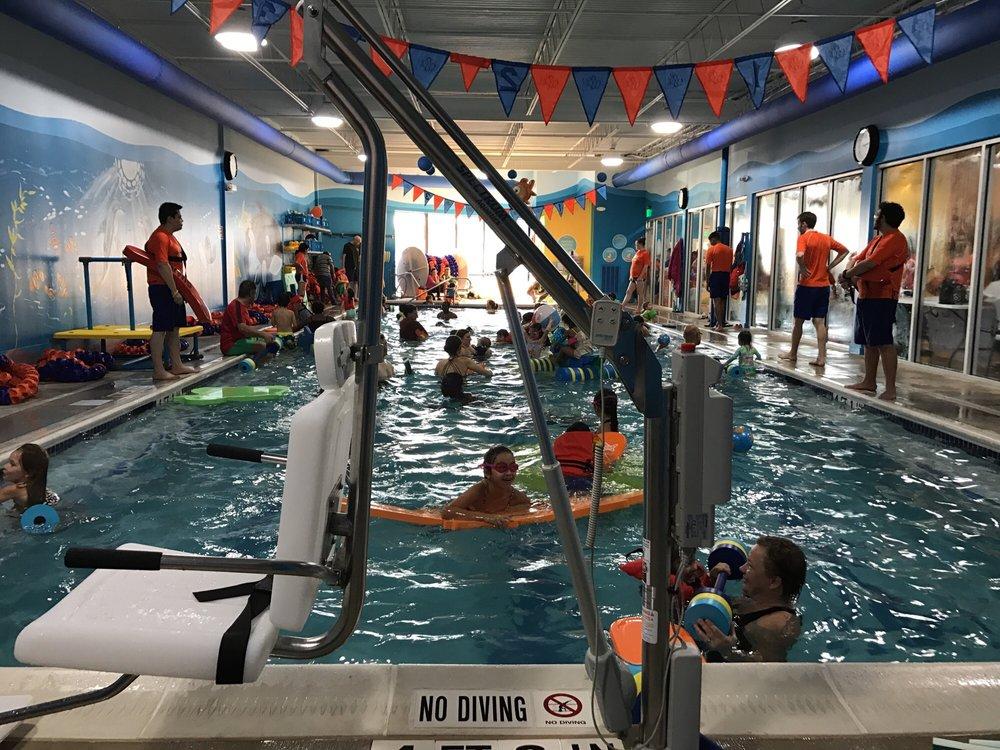 Goldfish Swim School - West Houston: 1801 S Dairy Ashford, Houston, TX