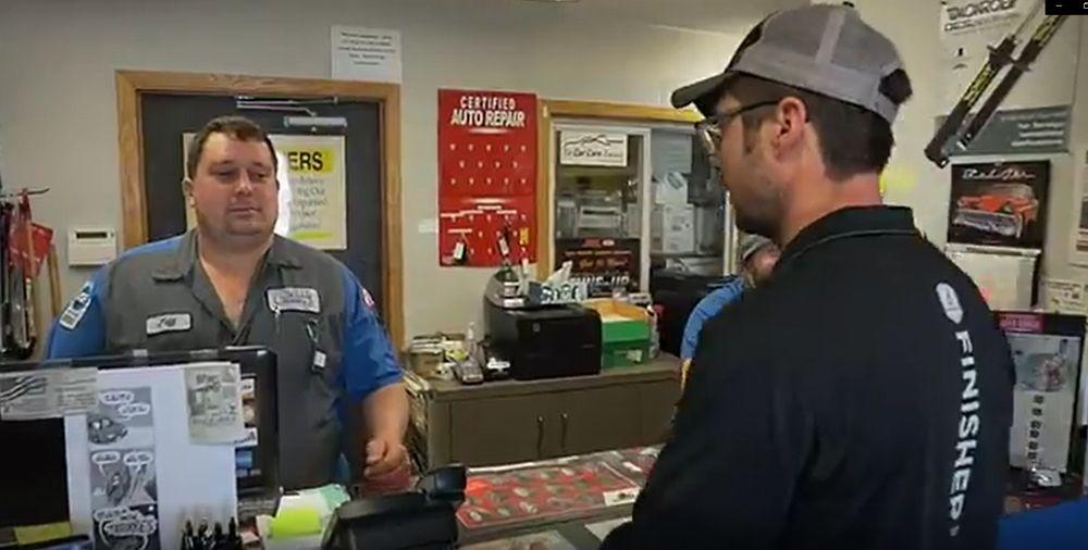 Car Shop: 700 Airport Rd SW, Hutchinson, MN