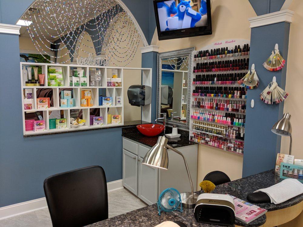 USA Nails: 2945 Watson Blvd, Warner Robins, GA