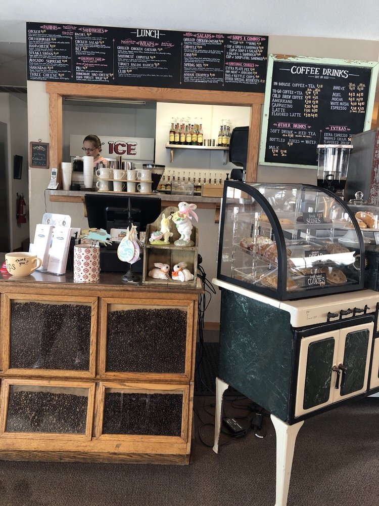 County Seat Coffeehouse: Mantorville, MN