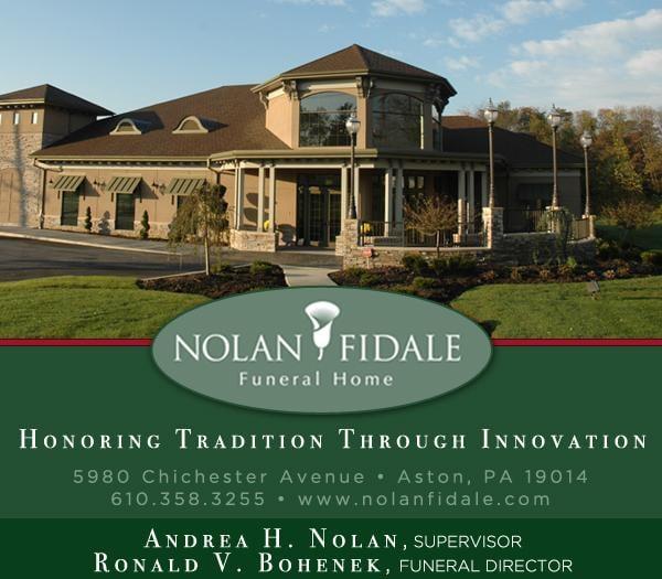 Nolan Fidale: 5980 Chichester Ave, Aston, PA