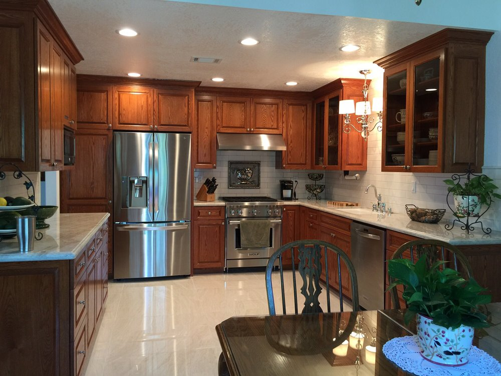 Lampson Cabinets: Simi Valley, CA