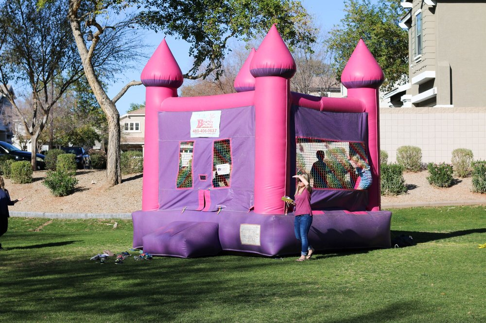 Bouncy Bouncy Inflatables