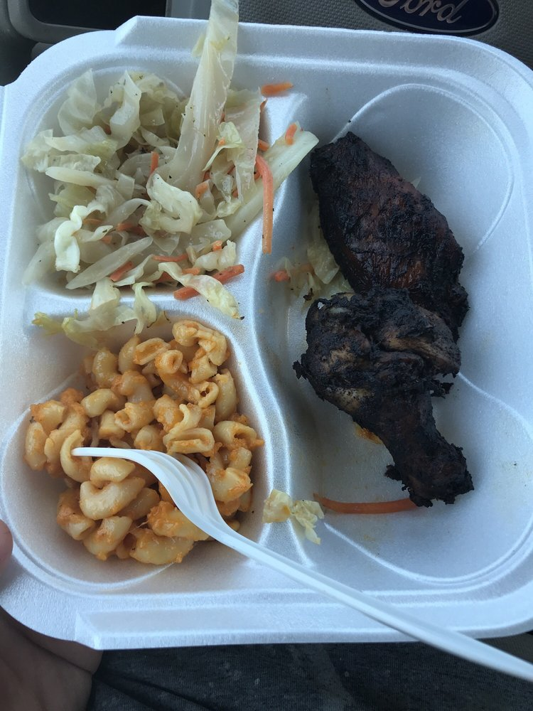 Blazin Jerk: 1820 Austin Dr, Decatur, GA