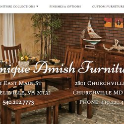 Exceptionnel Photo Of Unique Amish Furniture   Purcellville, VA, United States