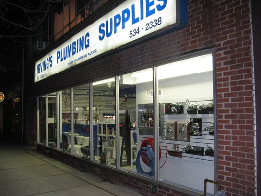 Irving S Plumbing Supplies Closed 967 College St Dufferin Grove