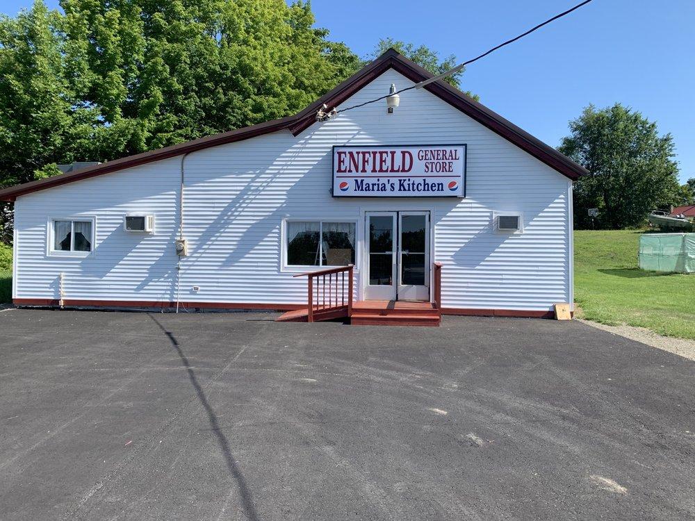 Enfield General Store / Maria's Kitchen: 794 Hammett Rd, West Enfield, ME
