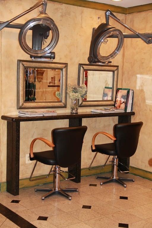 Hair salon in fairfax va yelp for Pizza antoine salon