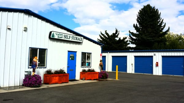 Lyons Self Storage Spokane Wa