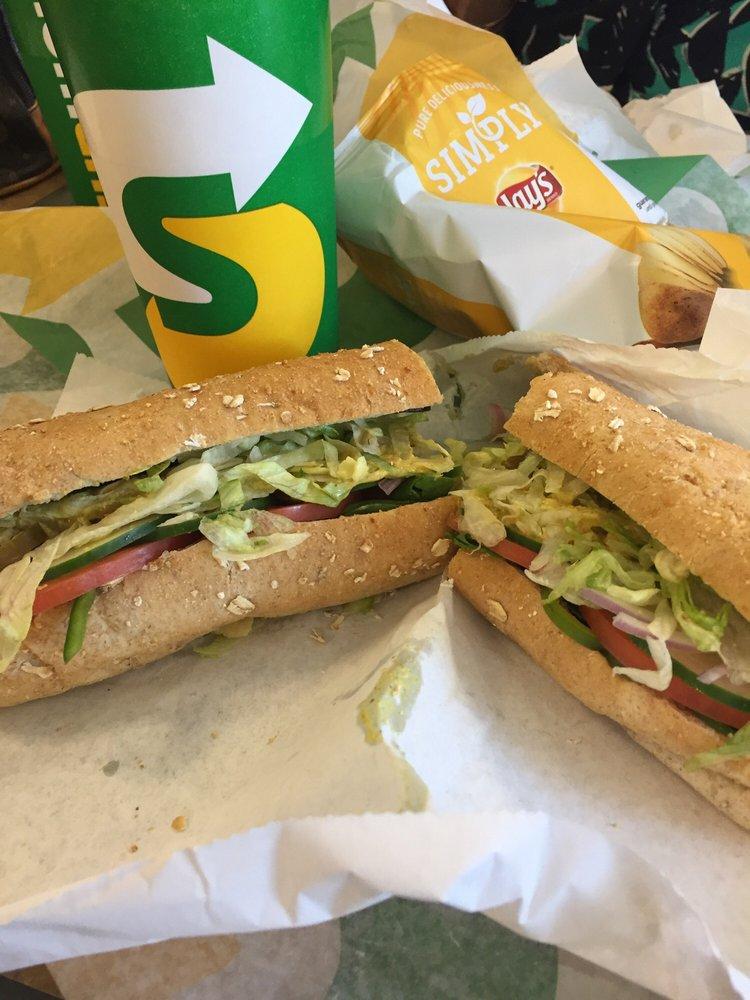Subway Restaurant Binghamton Ny