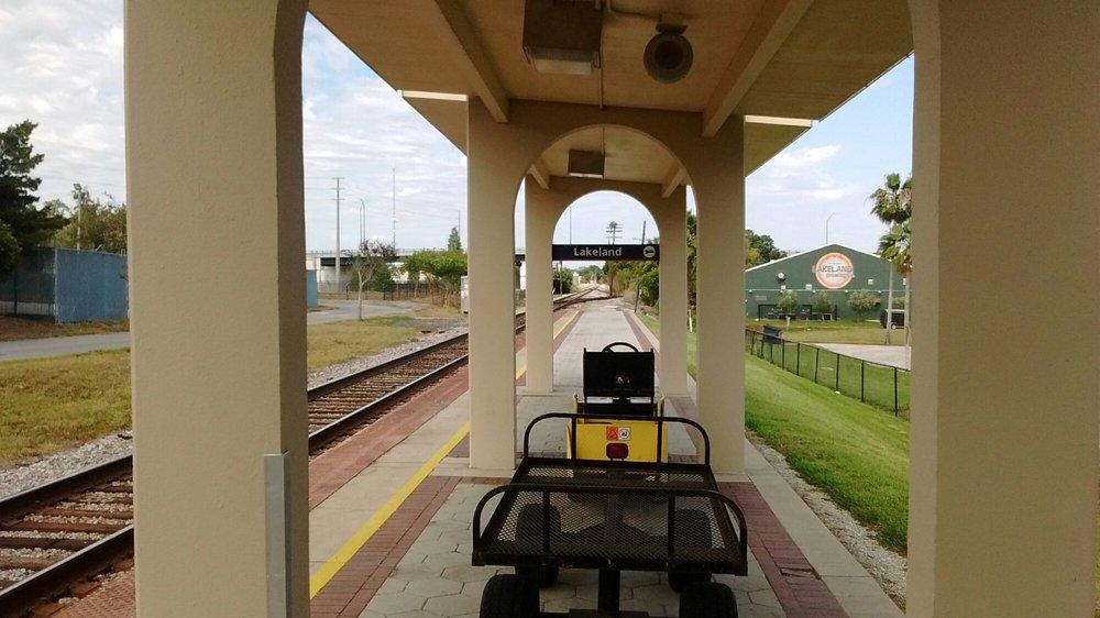 Amtrak: 600 E Main St, Lakeland, FL