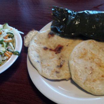 El Salvador Pupuseria Y Restaurante San Diego Ca