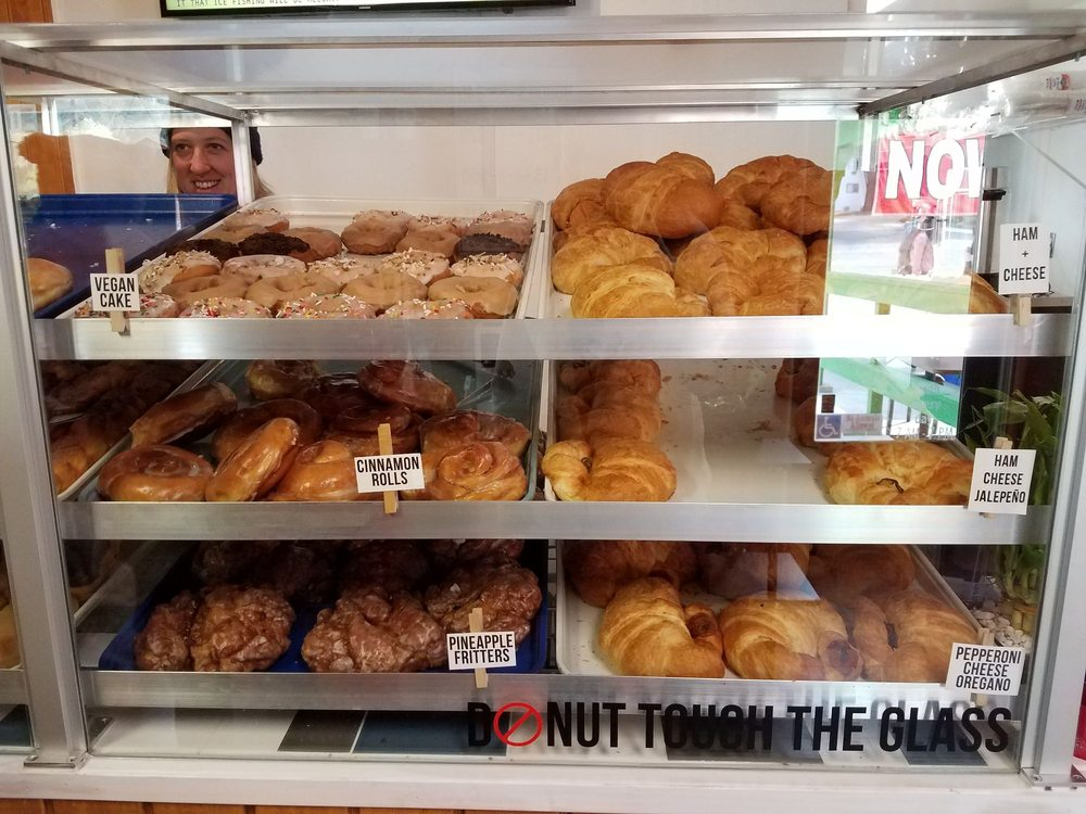 Dank Donuts: 42612 Moonridge, Big Bear Lake, CA