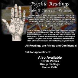 Psychic Readings By Julie - Supernatural Readings
