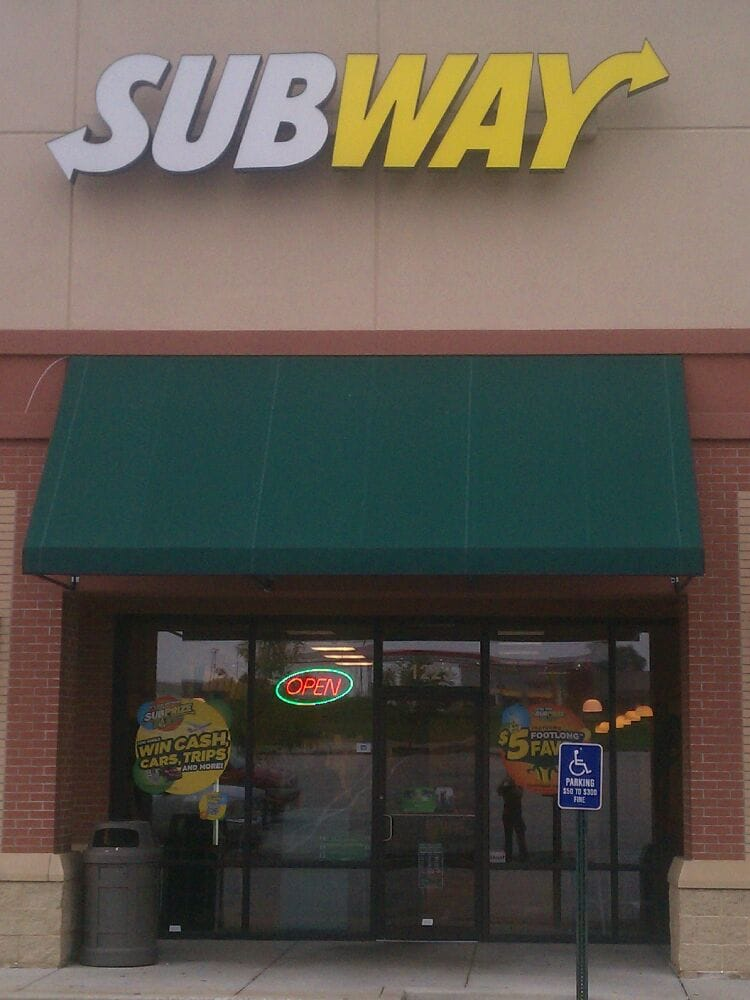 Subway: 1223 Main St, Imperial, MO
