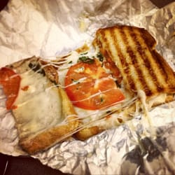 Photo Of Umbrella Cafe Pittsburgh Pa United States Build Your Own Grilled