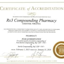 Rx3 Compounding Pharmacy Drugstores 12230 Iron Bridge
