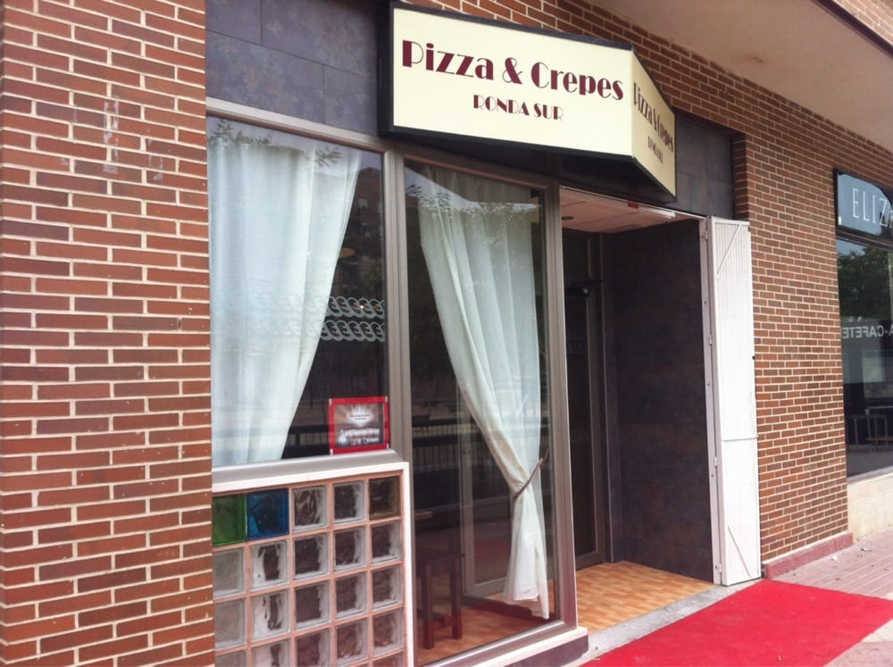 Pizza crepes creper as calle pedaneo jose sanchez - Calle encarna sanchez murcia ...