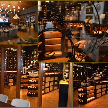 Custom Home Wine Cellar In Naples By Specialists
