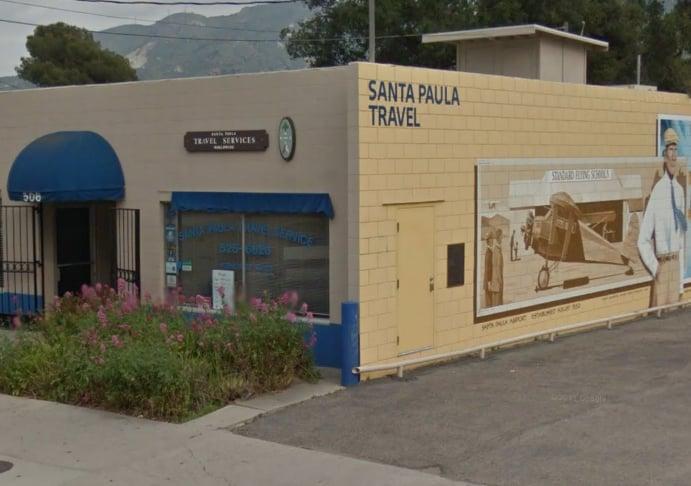 Santa Paula Travel Service: 506 E Main St, Santa Paula, CA