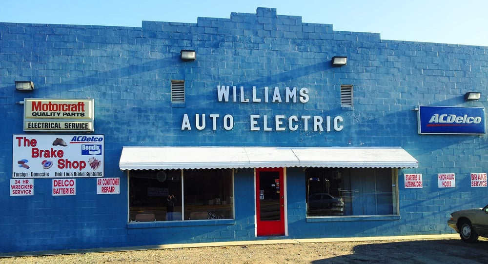 Williams Auto Electric: 350 John C Calhoun Dr, Orangeburg, SC