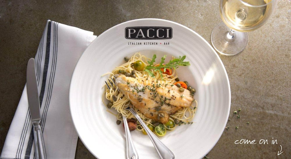 Pacci Italian Kitchen Bar