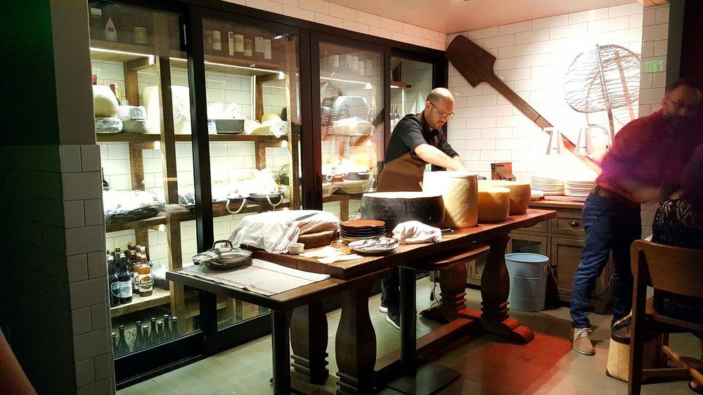 Italian Restaurants Delivery Near Me: Forma Restaurant & Cheese Bar