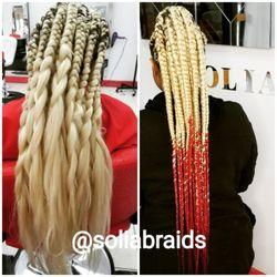 SOLIA BRAIDS - (New) 213 Photos - Hair Salons - 3364