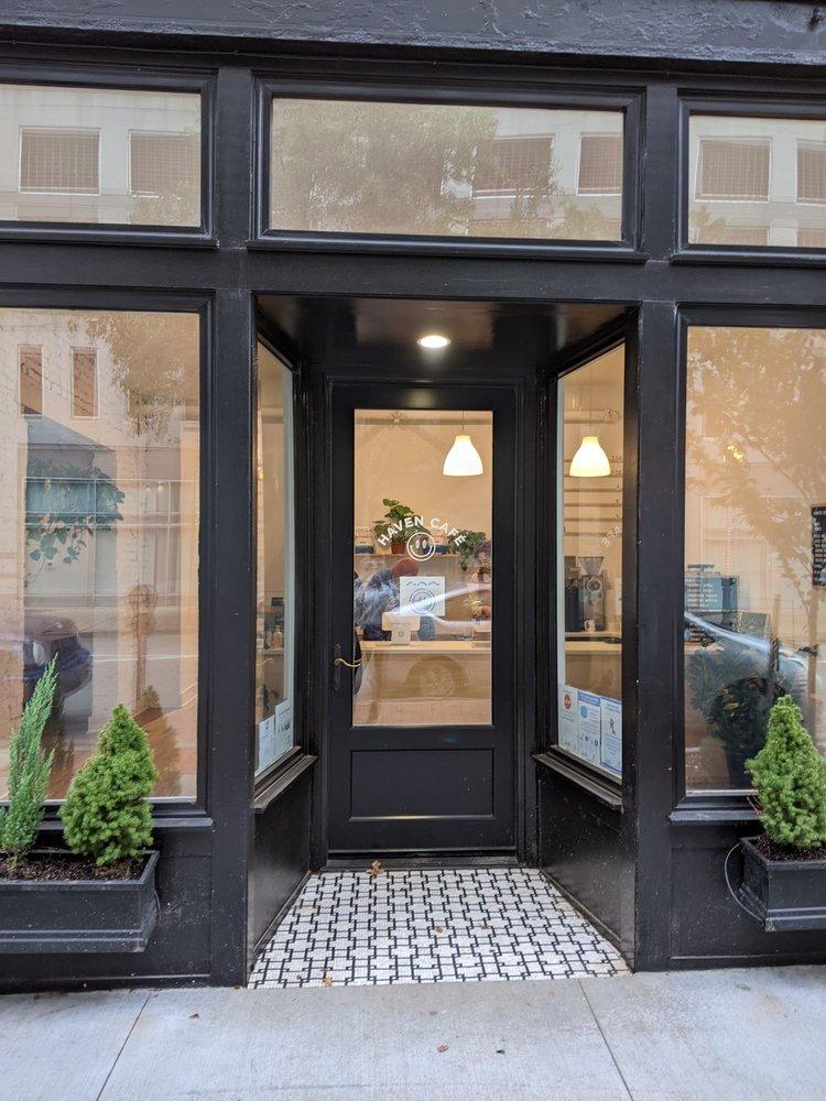 Haven Café: 332 Scott Blvd, Covington, KY