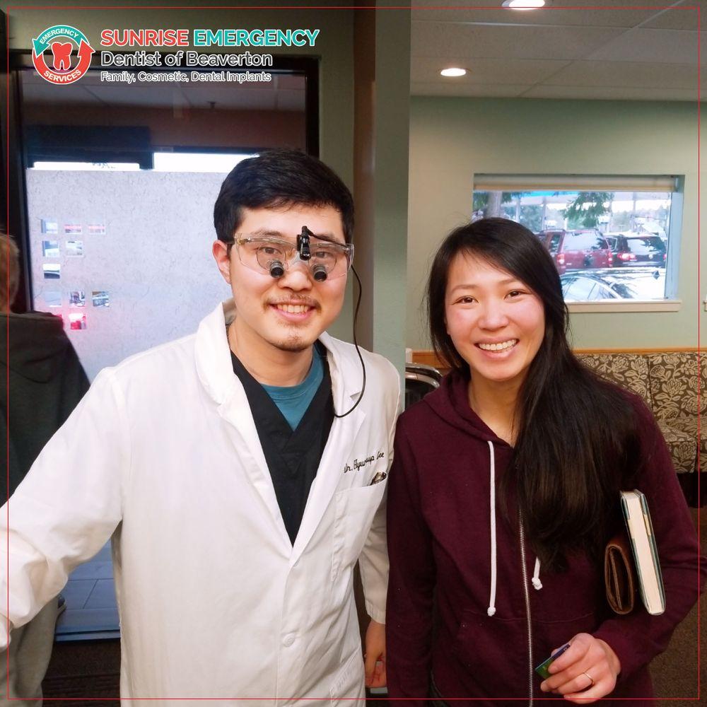 Sunrise Emergency Dentist Beaverton Family, Cosmetic, Implants | 14425 SW Allen Blvd, Beaverton, OR, 97005 | +1 (503) 644-1127